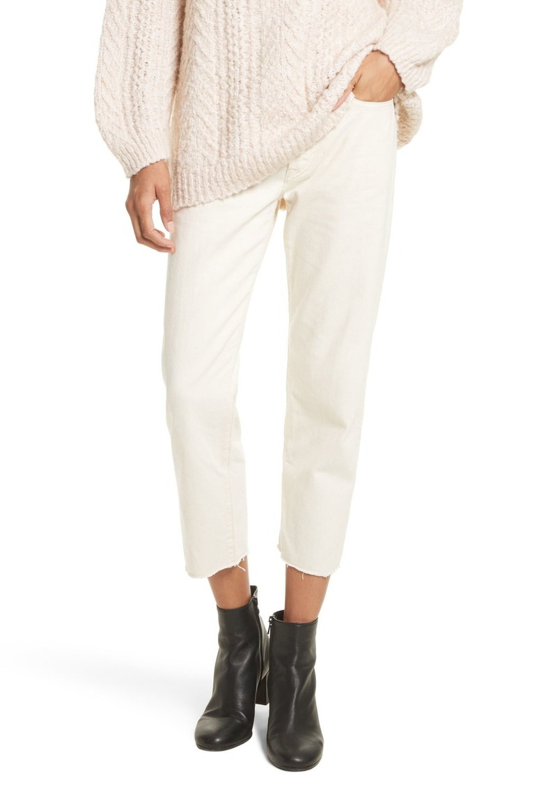 Vince Union Slouch Nonstretch Jeans