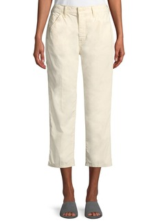 Vince Utility Carpenter Straight-Leg Pants