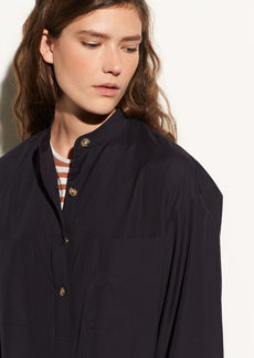 Utility Cotton Shirtdress
