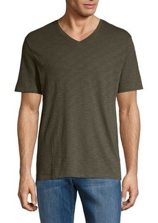 Vince V-Neck Cotton Tee