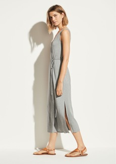 Vince V-Neck Wrap Dress