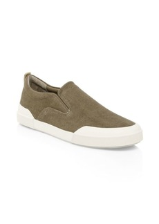 Vince Vernon Slip-On Canvas Sneakers