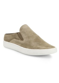 Vince Verrell Leather Backless Skate Sneakers