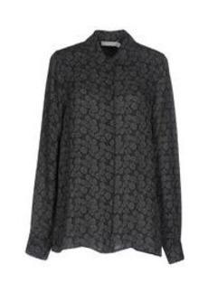 VINCE. - Floral shirts & blouses
