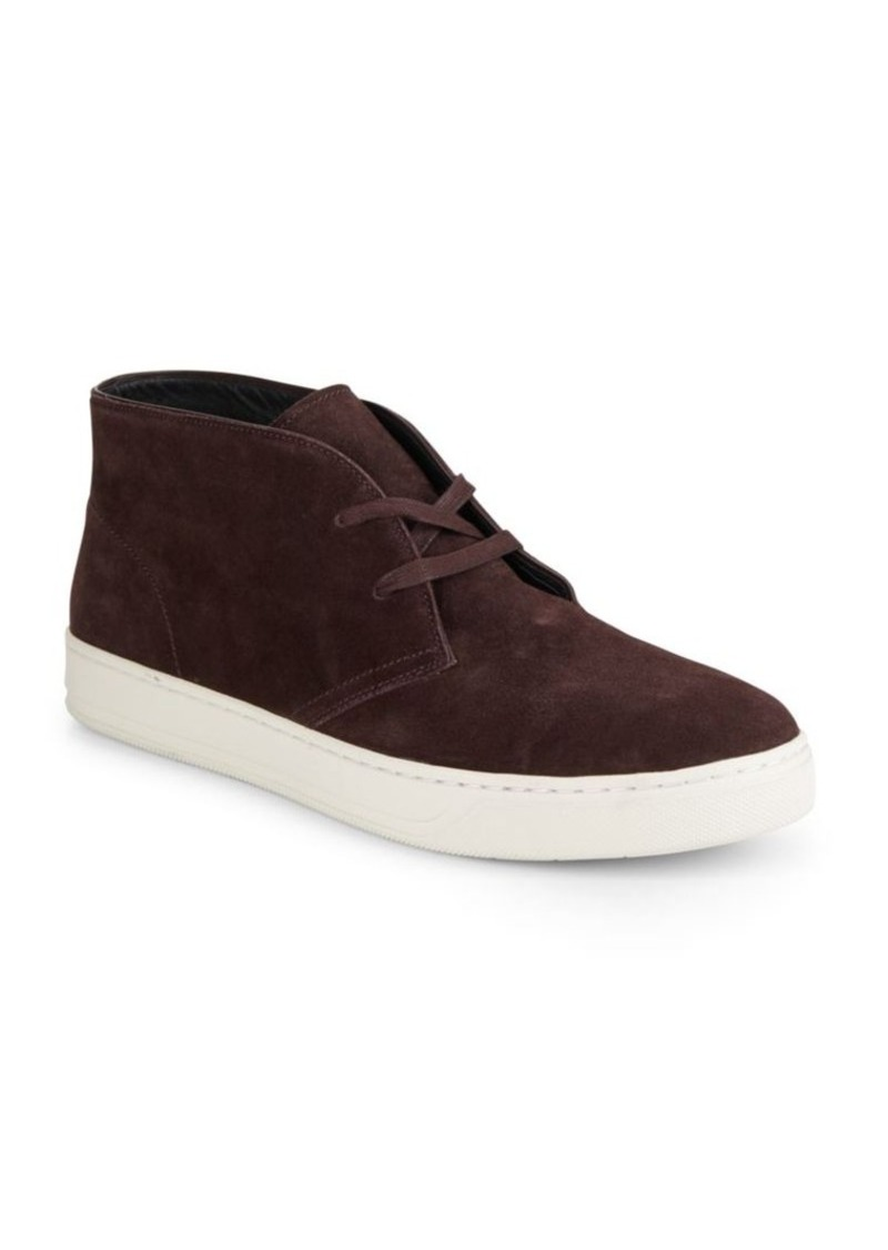 Vince Abe Suede Chukka Boots