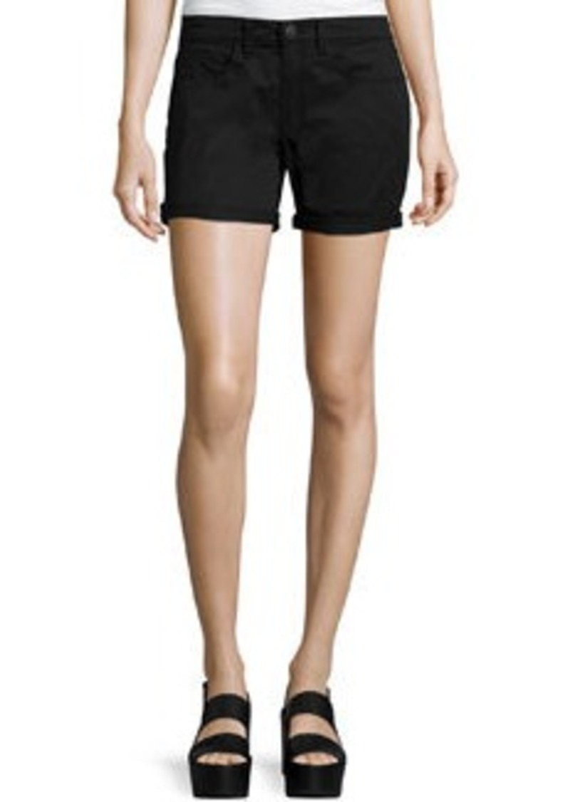 Vince Mason Mid-Rise Shorts