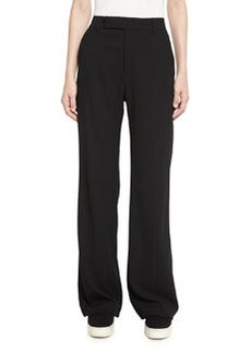 Vince High-Waist Wide-Leg Pants