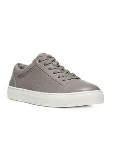 Vince Afton-3 Leather Low-Top Sneakers