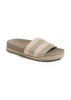 Vince Alisa Striped Slide Sandal (Women)