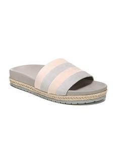 Vince Alisa Suede Pool Sandals