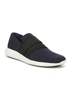 Vince Aston Marled Knit Fabric Slip-On Sneakers