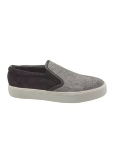 Vince Banler Quartz Suede Slip-On Sneakers