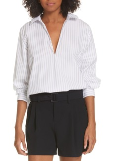 Vince Bar Stripe Shirt