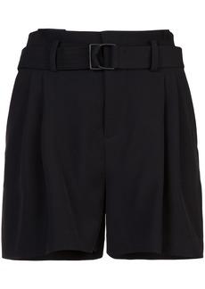 Vince belted shorts - Black