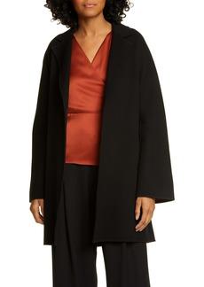 Vince Belted Wool & Cashmere Coat