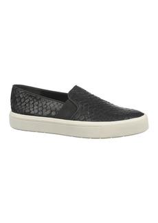 Vince Berlin Optic Leather Sneakers