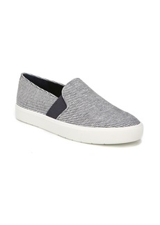 Vince 'Blair 12' Leather Slip-On Sneaker (Women)