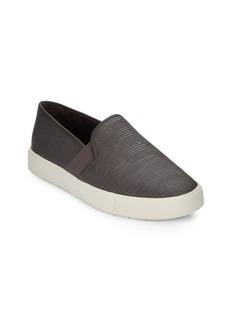 Vince Blair Platform Slip-On Sneakers