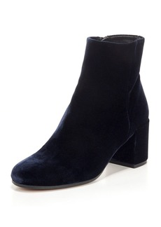 Vince Blakely Velvet 60mm Booties