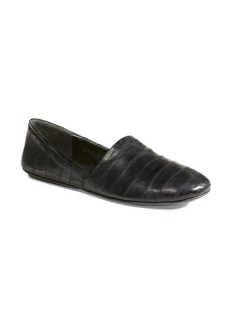 Vince 'Bogart' Leather Flat (Women)