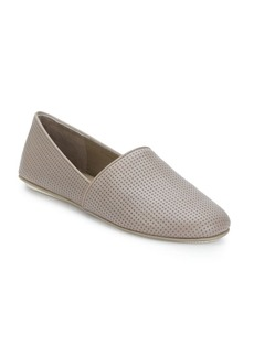 Vince Bogart Perforated Leather Loafers