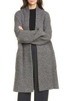 Vince Bouclé Cardigan Coat