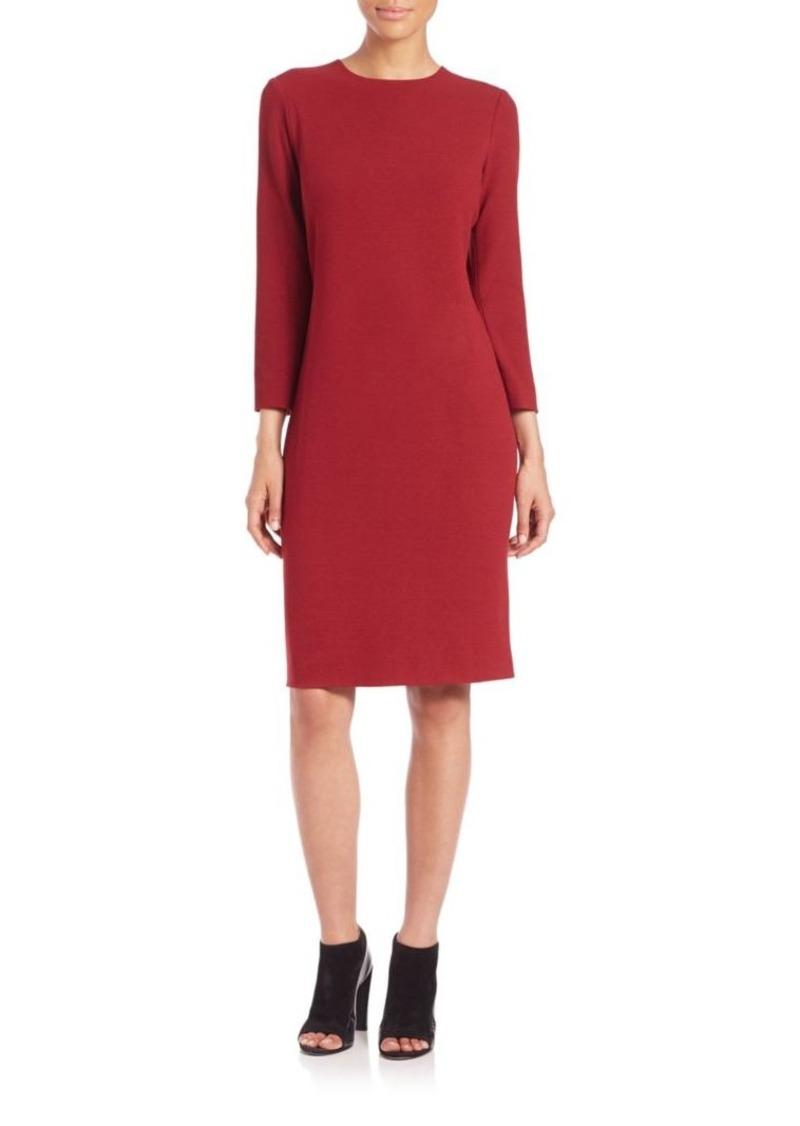 Vince Bouclé Knit Dress