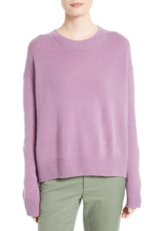 Vince Boxy Cashmere Pullover