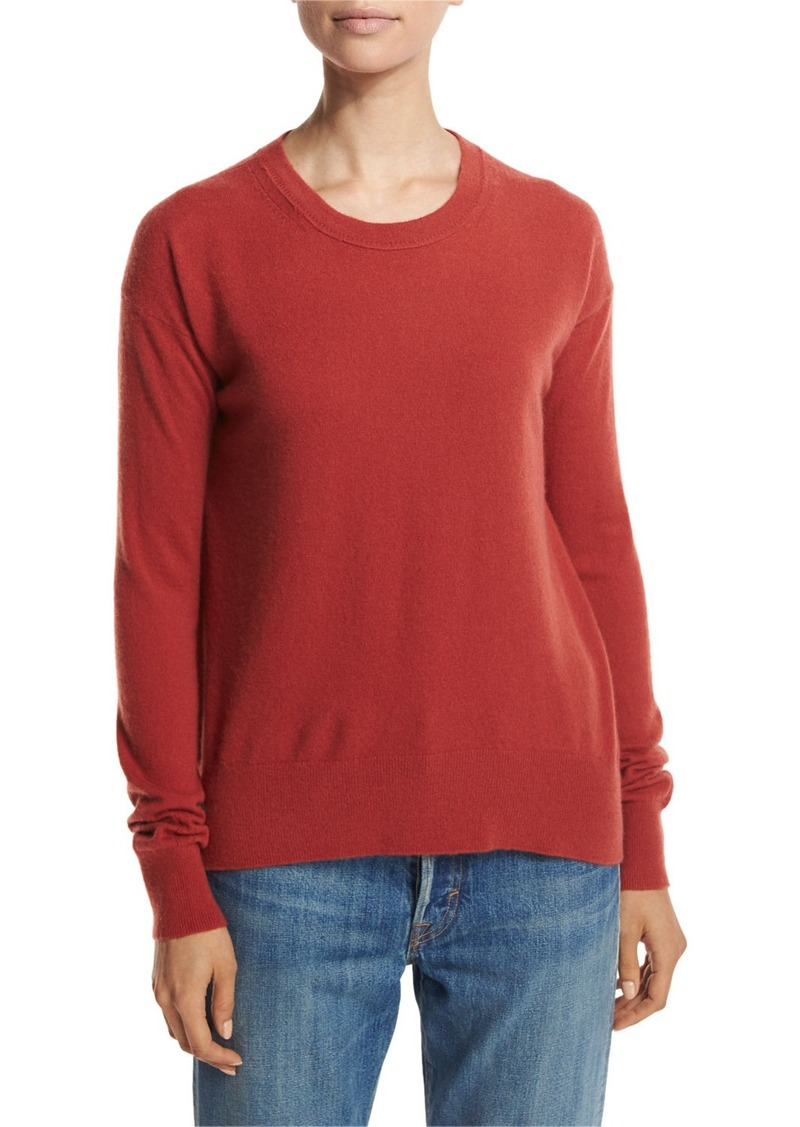 Vince Vince Boxy Cashmere Pullover Sweater | Sweaters - Shop It To Me