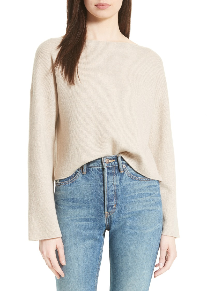 Vince Vince Boxy Cashmere Sweater | Sweaters - Shop It To Me