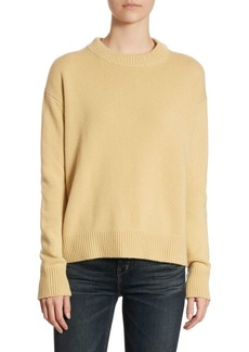 Vince Boxy Crew Sweater