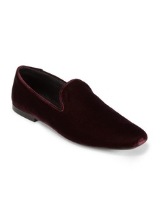 Vince Bray Fabric Loafers