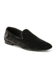 Vince Bray Velvet Smoking Loafers
