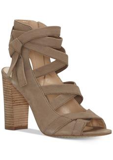 Vince Camuto Sammson Cross-Strap Sandals Women's Shoes