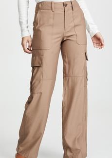 Vince Cargo Wide Leg Pants