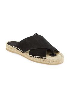 Vince Carlita Pumice Slip-On Slide Sandals