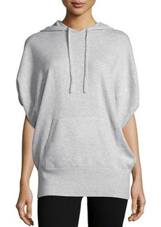 Vince Cashmere Jumbo Hooded Sweater