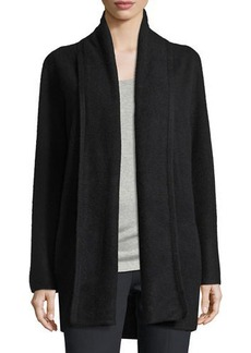 Vince Cashmere Long Open Cardigan