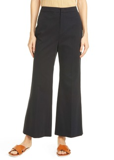 Vince Casual Crop Flare Trousers