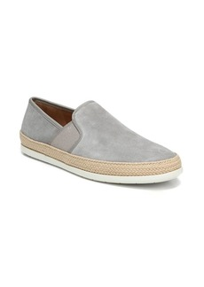 Vince Chad Espadrille Suede Sneaker