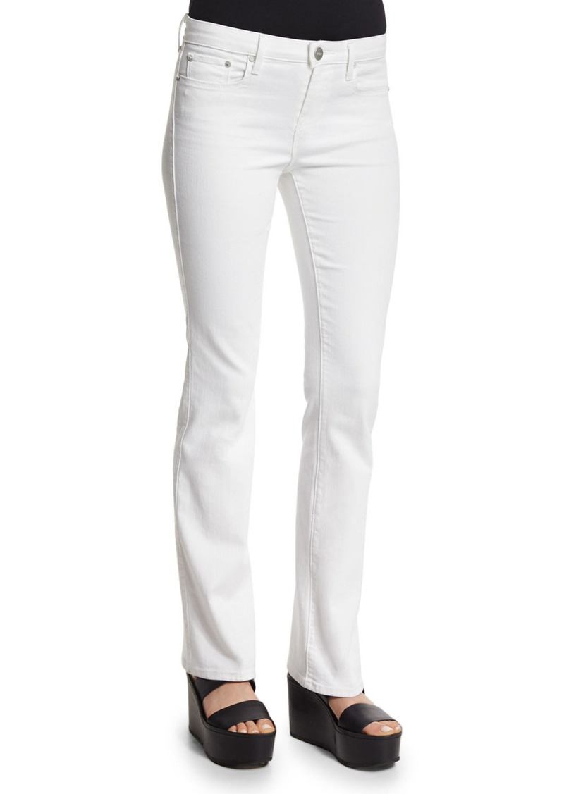 Vince Charlotte Slim-Straight Pants