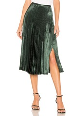 888b477667 Vince Vince Chevron Pleated Skirt Now $207.00