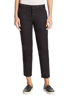 Vince Classic Chino Straight Jeans