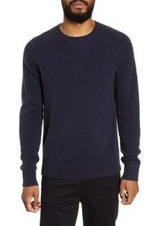 Vince Classic Merino Wool & Yak Crewneck Sweatshirt