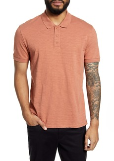 Vince Classic Slim Fit Polo