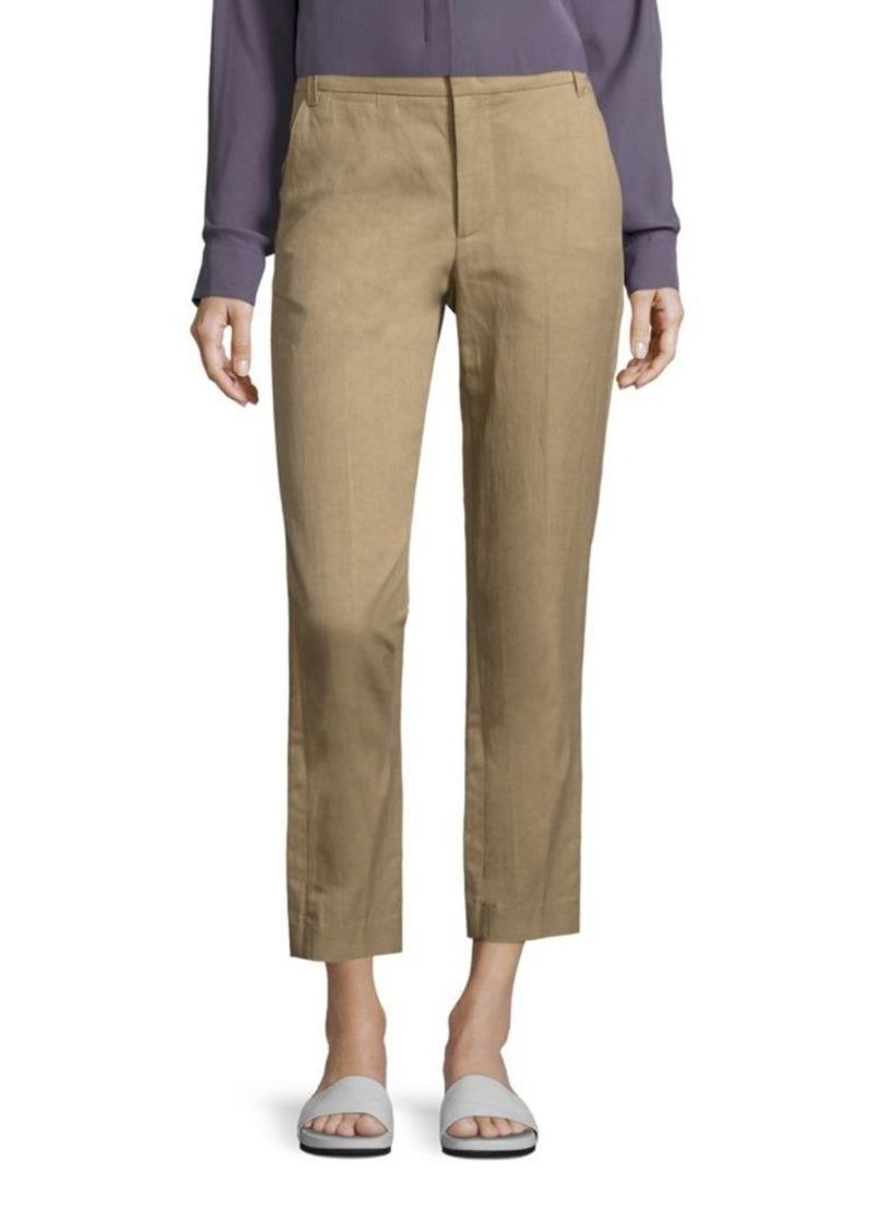Vince Coin Pocket Straight-Leg Pants