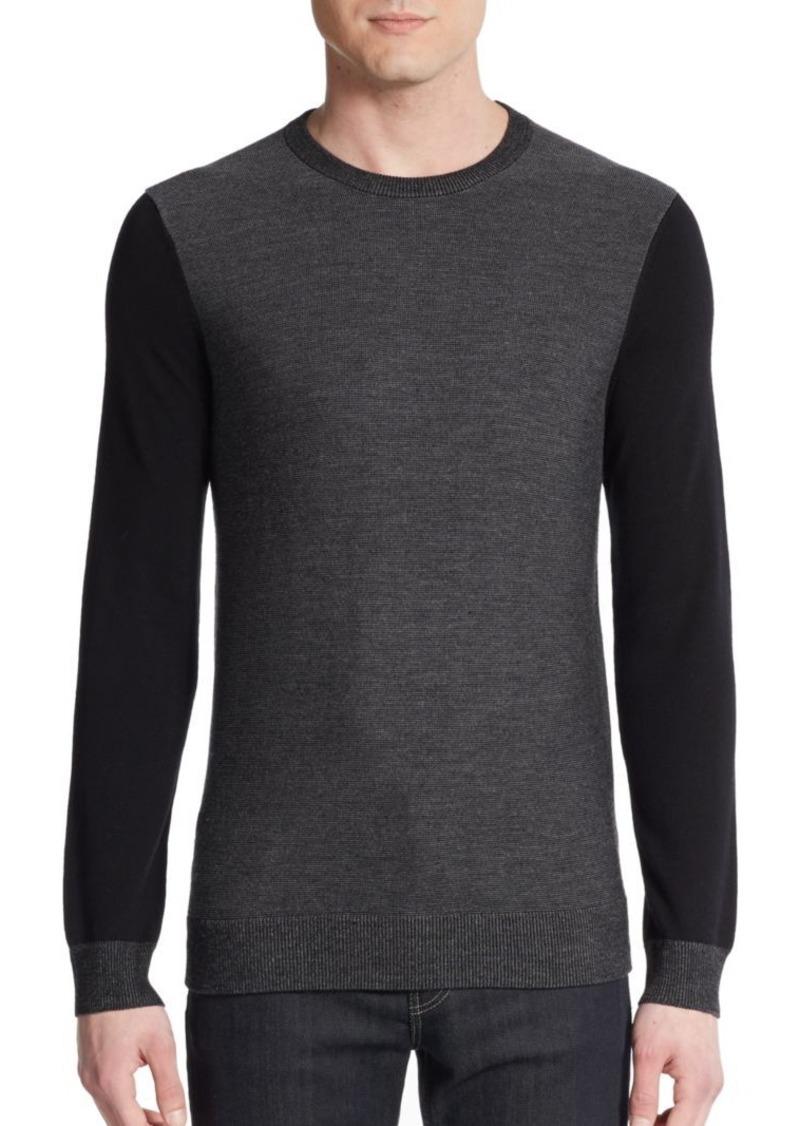 Vince Wool Crewneck Sweater