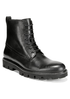 Vince Commander Plain Toe Boot (Men)