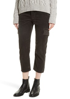Vince Corduroy Flight Cargo Pants