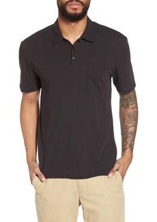Vince Cotton Polo Shirt